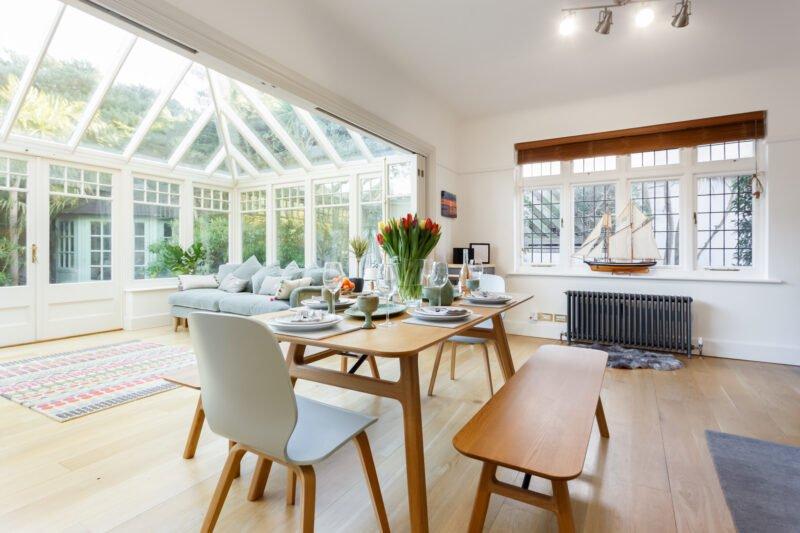 Garden Room, & Dining