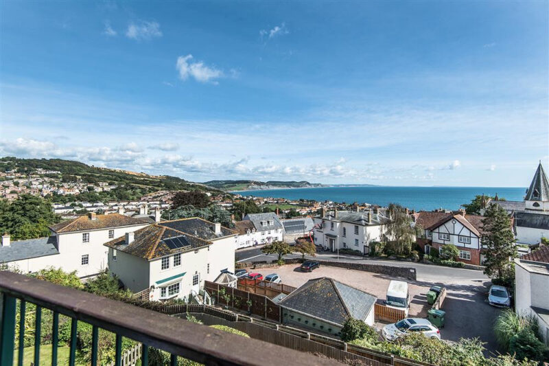 Welcome to Buckfield Penthouse a 3 bedroom apartment with fabulous views