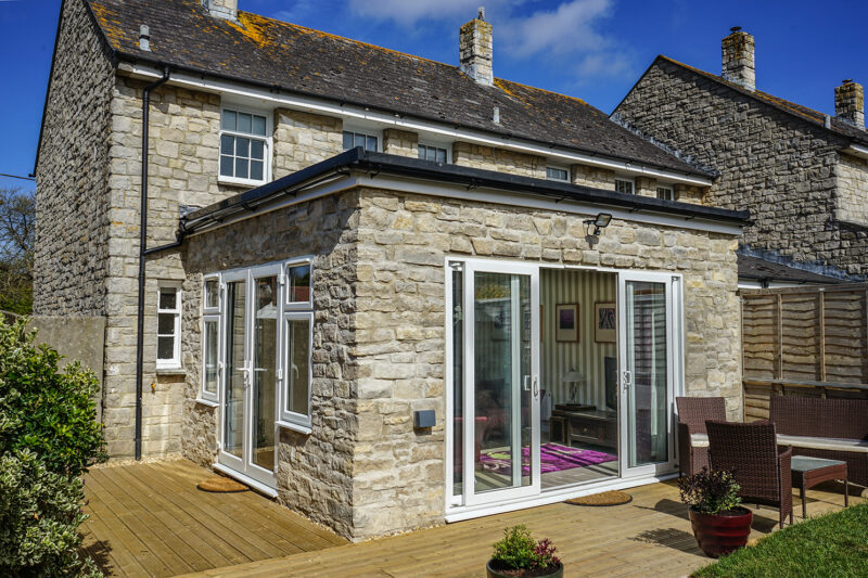 Beautiful detached stone cottage