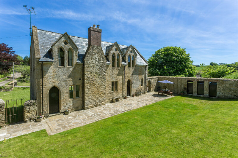 The old School House is a stunning property